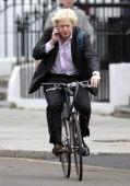 Primátor Londýna Boris Johnson