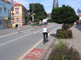 Břeclav. Foto: CDV Brno.