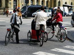 Kodaň. Foto: www.copenhagencyclechic.com