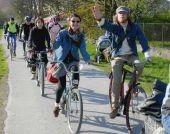 ...cyklojazda je oslavou pohybu, v príjemnej atmosfére...