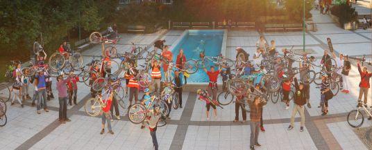 Jesenná cyklojazda 2010. Foto: Michal Riša